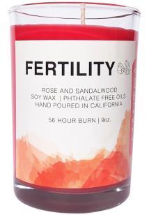 fertility candle